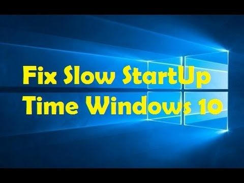 how to clean startup programs windows 10