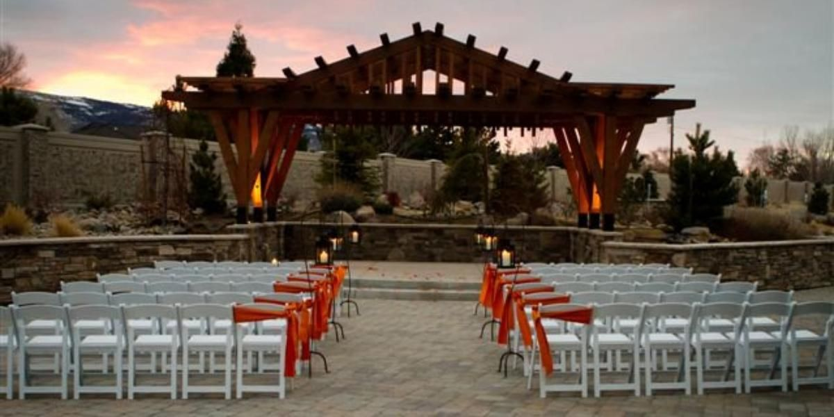 The Grove Reno Weddings Price Out And Compare Wedding Costs For