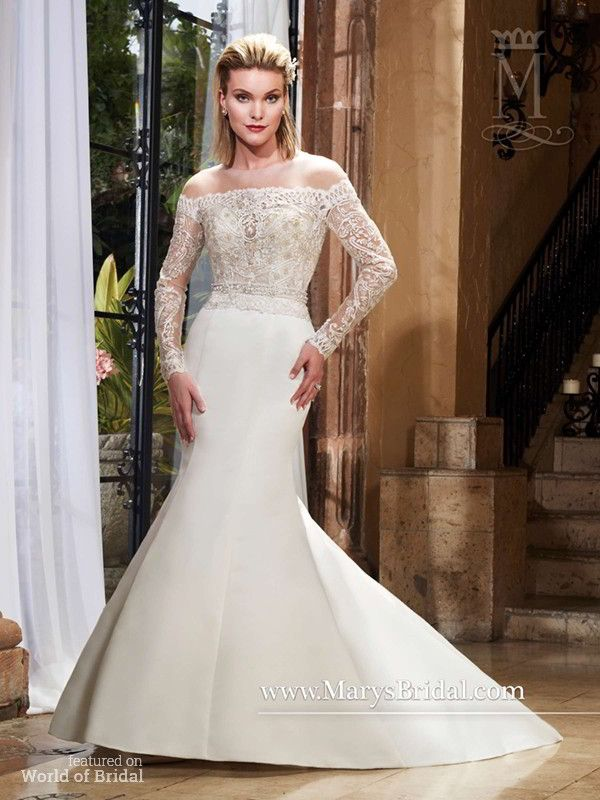 Mary\'s Bridal Fall 2015 Wedding Dresses PC Mary\'s Inc