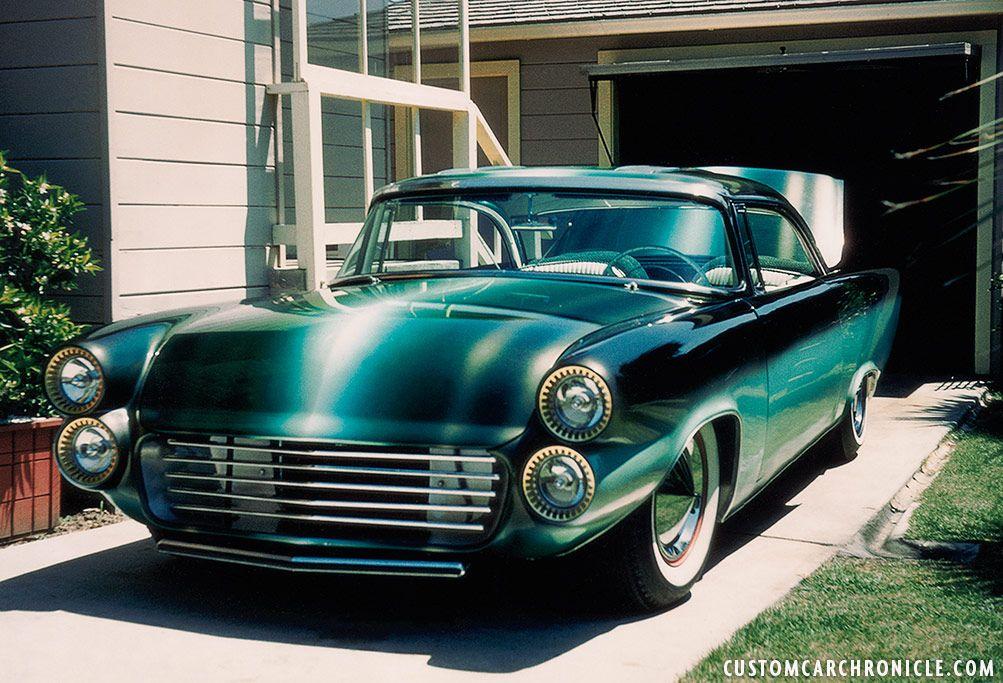 Winfields Jade Idol Sold Custom cars, Gene winfield