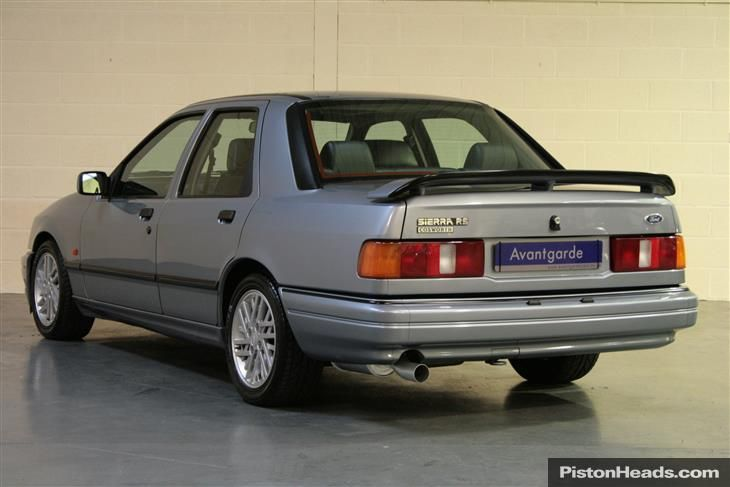 Classic Ford Sierra Sapphire Rs Cosworth For Sale Classic