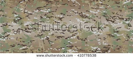 Multicam OCP Vector Realistic Camouflage Pattern Background Cam Type Scorpion Editable Full Very Large Size