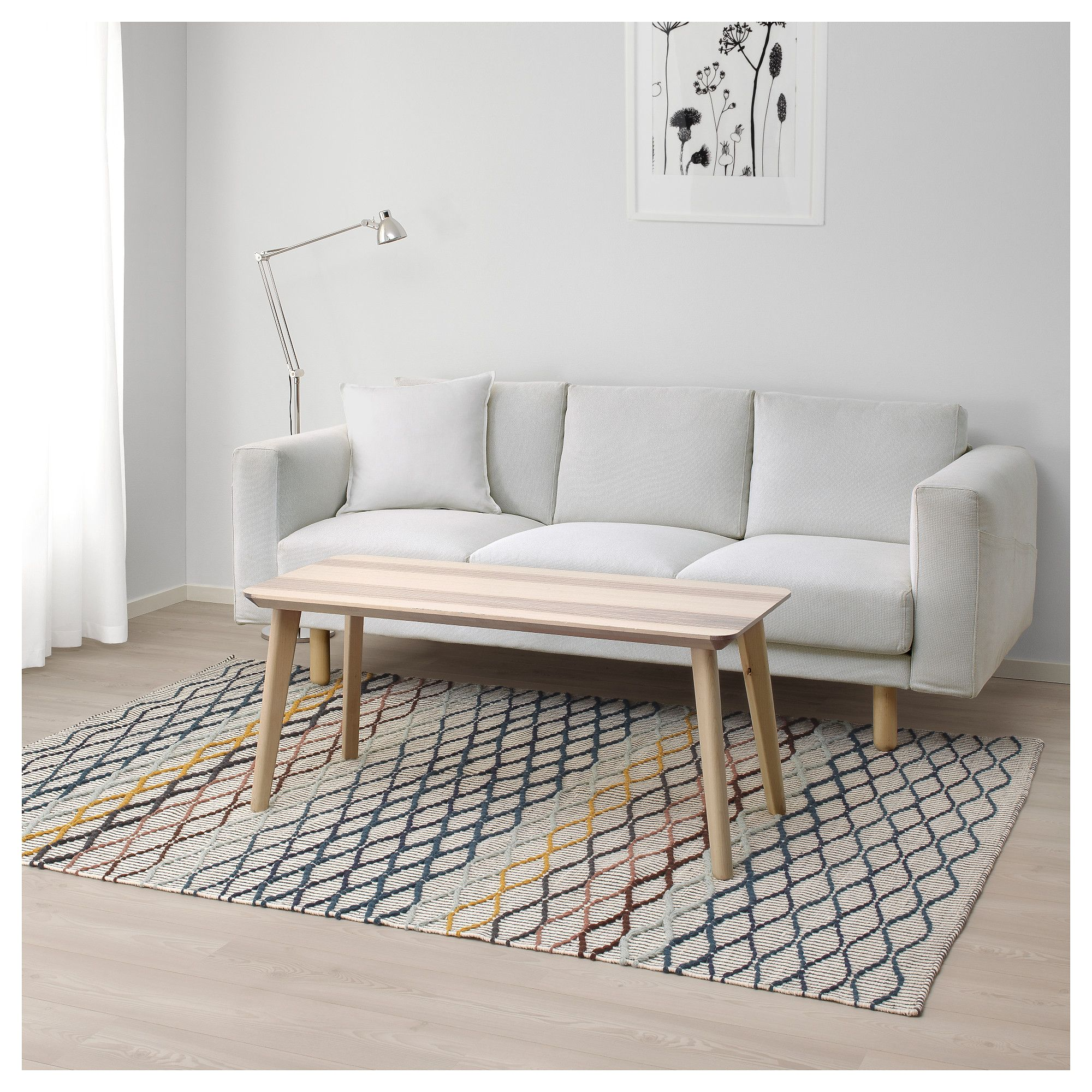 Furniture and Home Furnishings Ikea, Ikea rug, Furniture