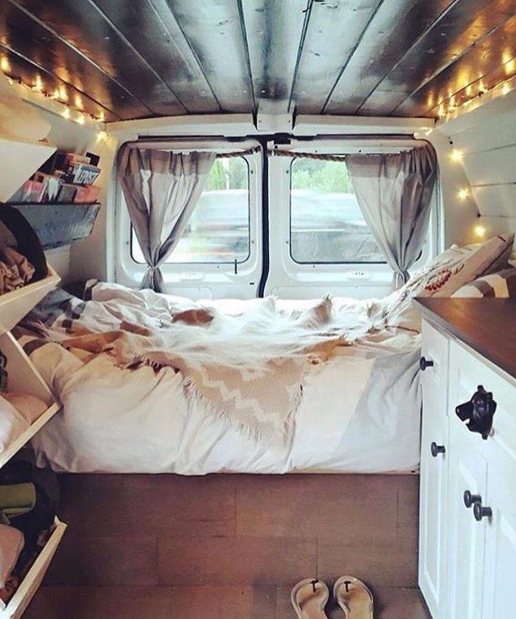 Van Camping Day ConversionCamper Conversion DiyVan