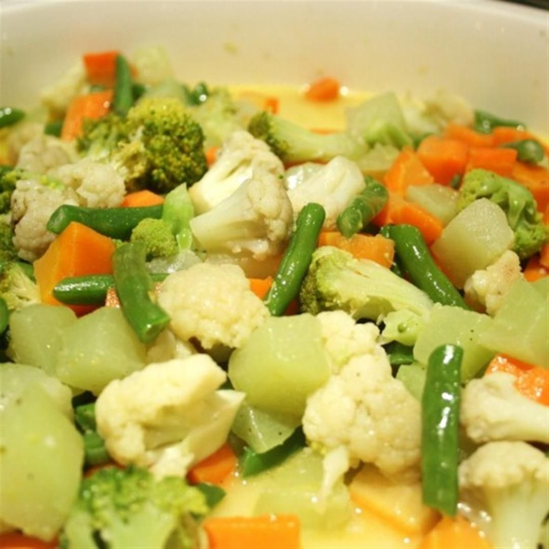 Buttered vegetables recipe low calorie recipes pinterest panlasang pinoy recipes forumfinder Image collections