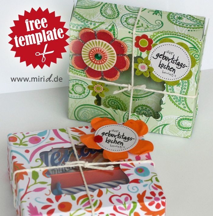 Free Template Birthday Cake Kit Available In German English And Dutch Pretty Cool Right