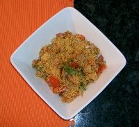 Indian Bhelpuri - Vegetarian Snacks Recipe