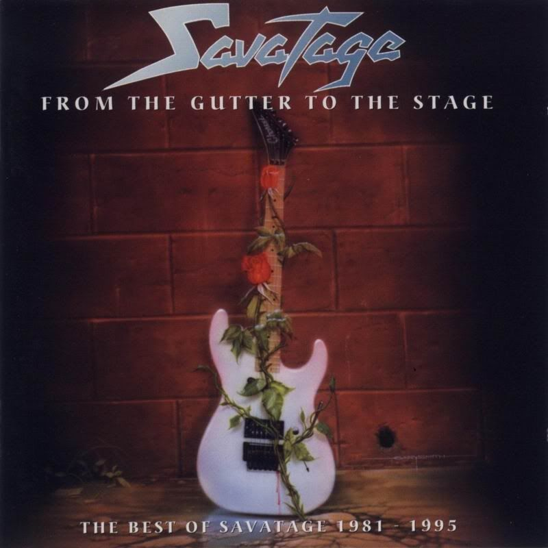 Savatage From The Gutter To The Stage Album Covers Heavy Metal Bands Heavy Metal