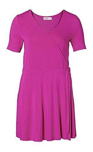 Sheego Wickelkleid Sommerkleid Pink Neu Gr.46 | Mode ...