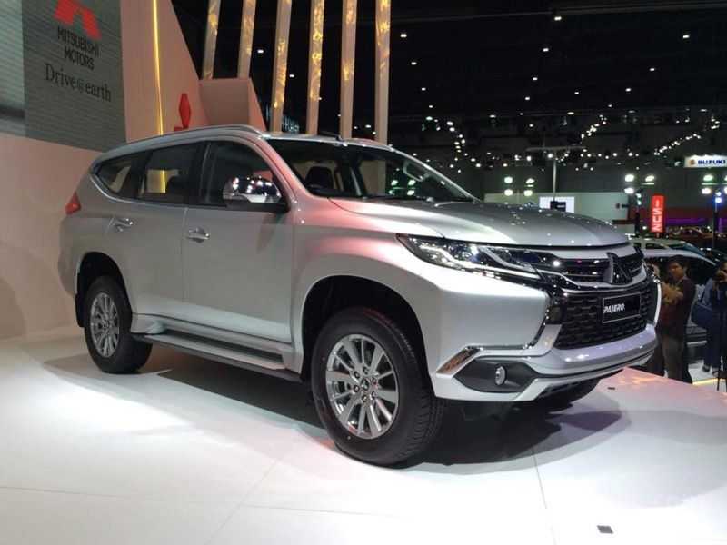Top 2019 Mitsubishi Pajero Spesification Kendaraan