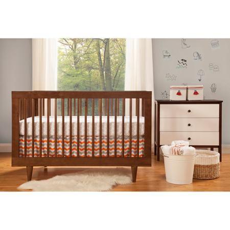 Beau Baby Mod Marley 3 In 1 Convertible Crib, Choose Your Finish   Walmart.com