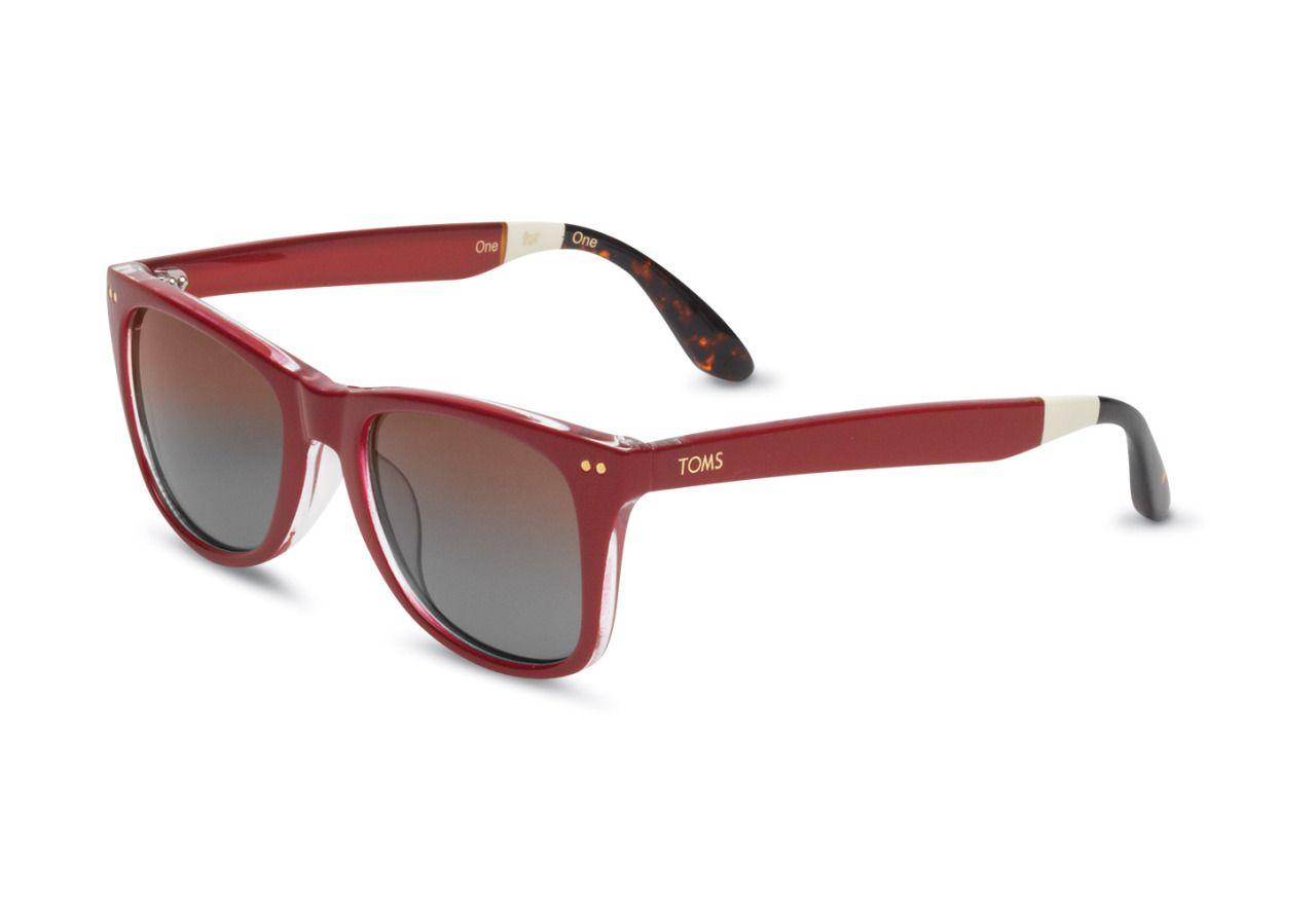 *Massive Trend Alert* Toms Surprise Sale!!!  Windward Cherry Red Eye Wear