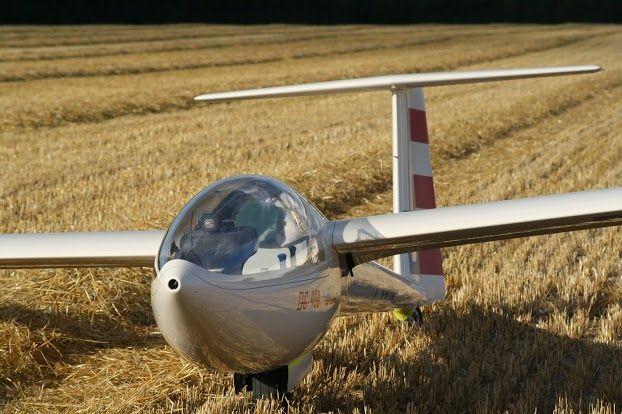 Gliders For Sale >> Glider For Sale Glaser Dirks Dg 400 Gliders Aircraft