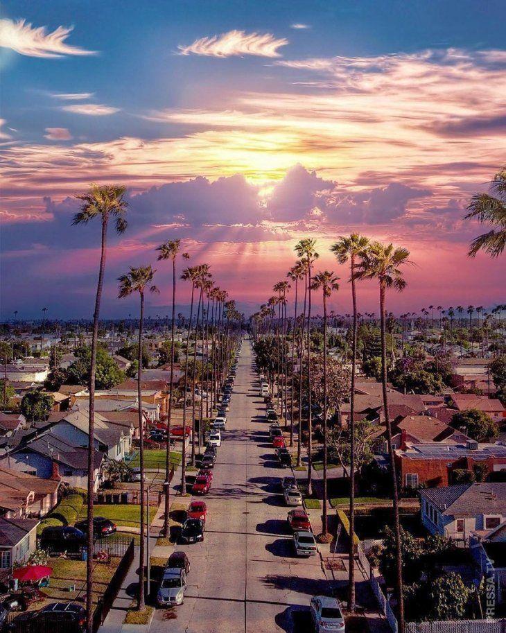 фото юга калифорнии классные фото получаются