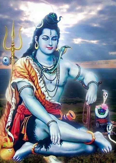 Har har mahadev jai shiv shankar pinterest lord for Har har mahadev tattoo