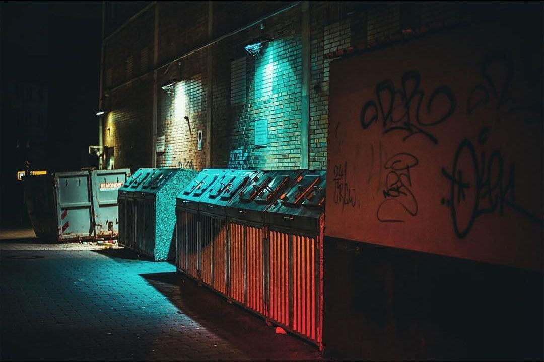 After Hours In Hamburg Urban Nightscape Photography By Mark Broyer Nightscape Photography Nightscape After Hours