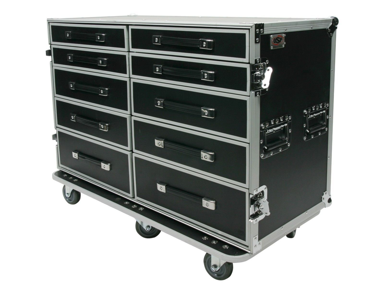 Osp Pro Work Sxs Ata Side By Side Drawer Case Road Cases
