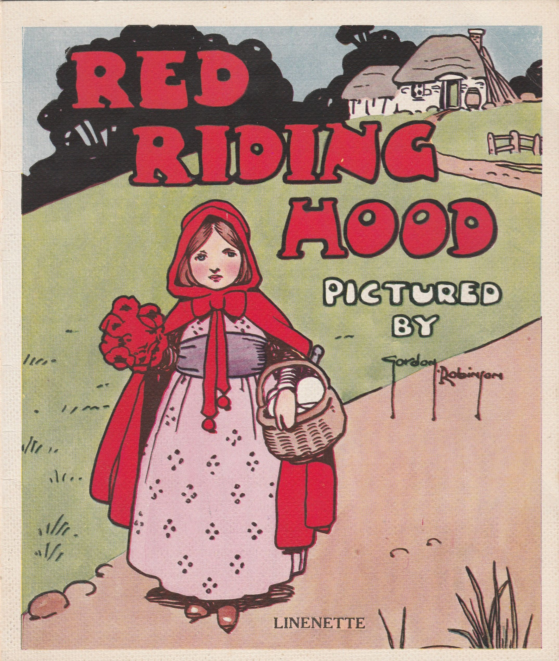 red riding hood book review