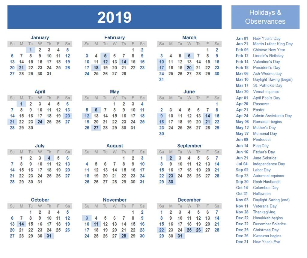 Get Printable School Holidays 2019 Calendar Qld Template