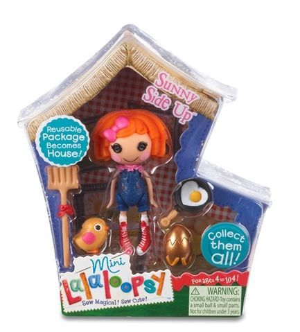 Mini Lalaloopsy Sunny Side Up Series 2 Dolls Play Line