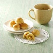 Resep Masakan Nastar Durian Popyseed Food Durian Recipes