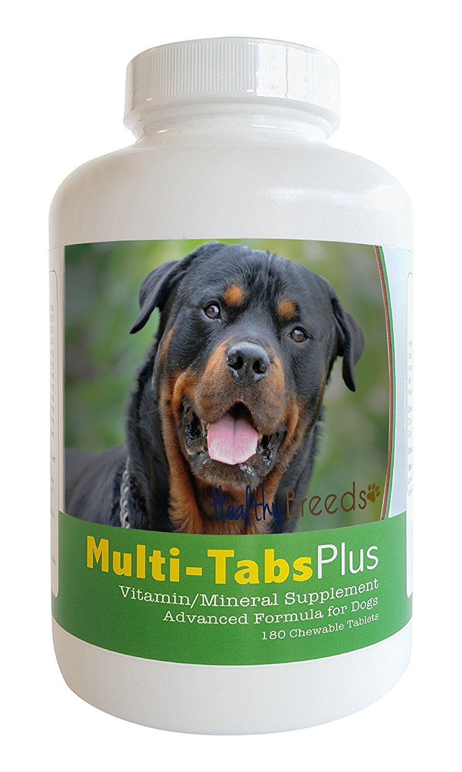 Healthy breeds multi vitamin plus chewable tablet for