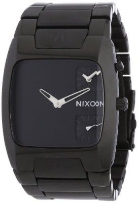 2a2605a7394 Relógio Nixon Banks Watch - Men s All Black