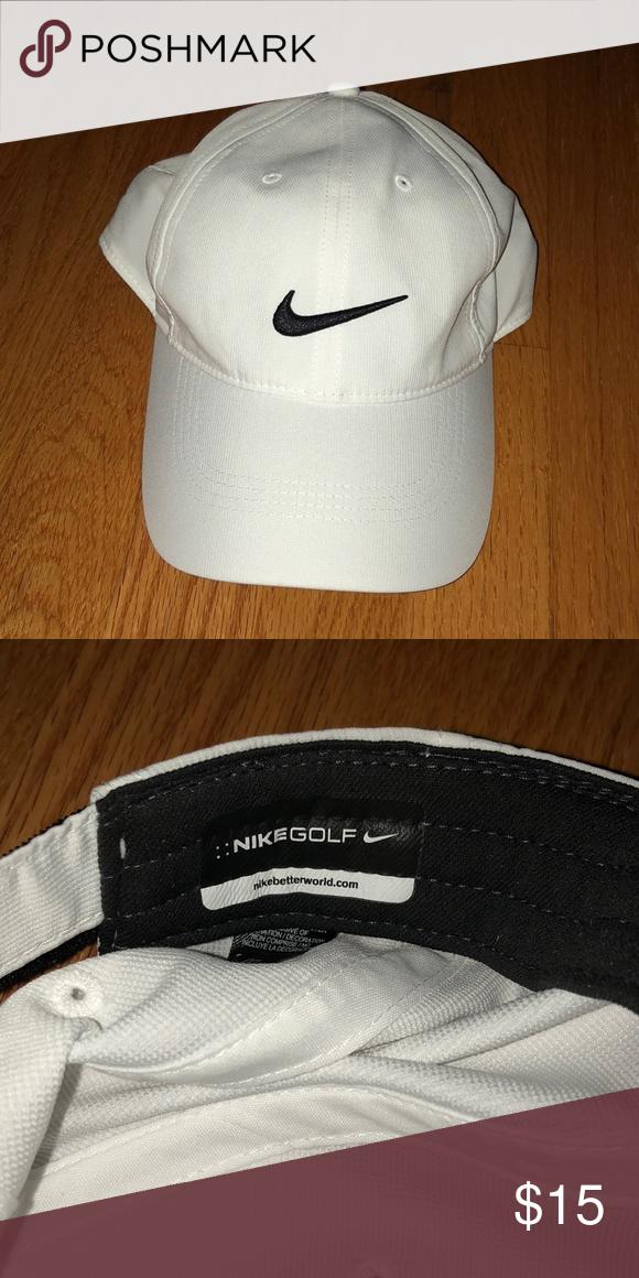 ed6d17975f8 Nike hat White Nike women s golf hat Nike Accessories Hats