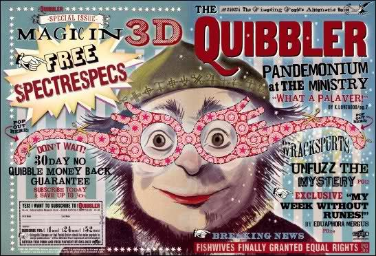 graphic regarding Quibbler Printable identify Harry Potter Props and costumes Harry Potter Harry