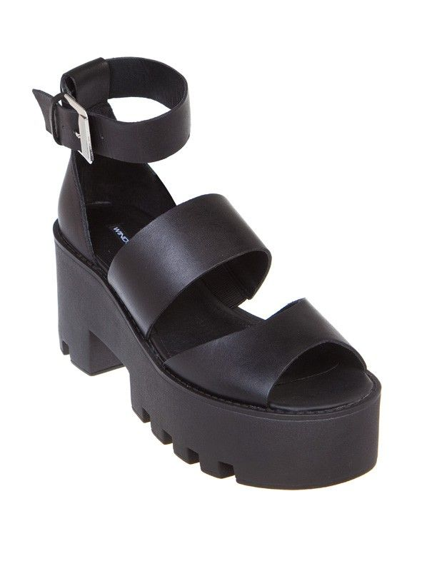 8d971271b48b Puffy Platform - Puffy by Windsor Smith On trend platform sandals! Features  two thick straps