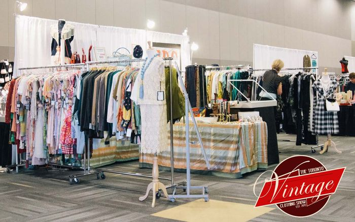 Toronto Vintage Clothing Show September 28th Vintage Outfits Clothes Retro Outfits
