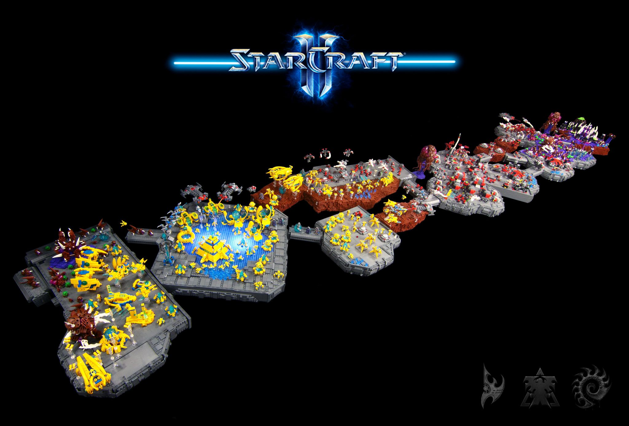 Lego Starcraft Legen Wait For It Dary Pinterest Starcraft