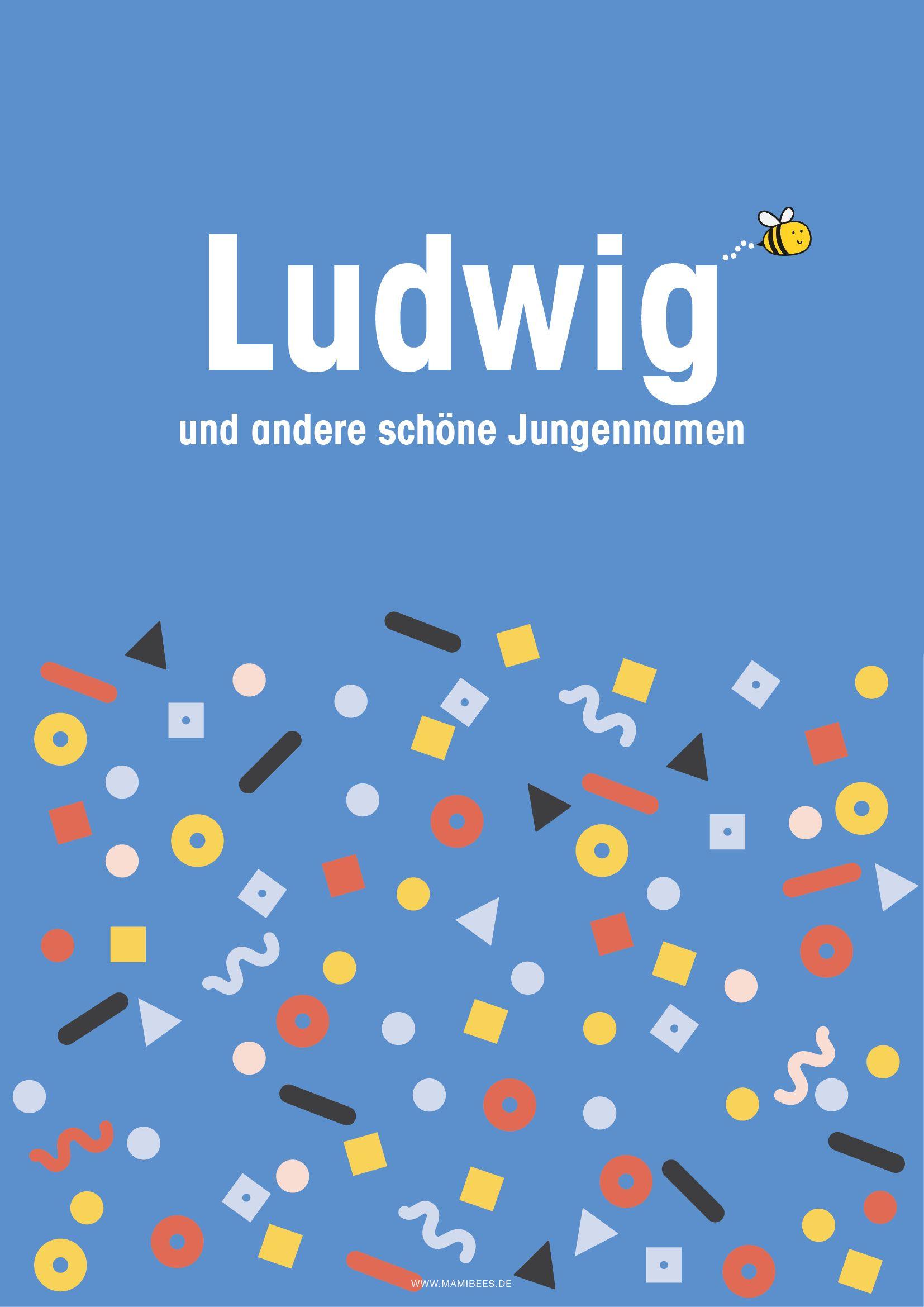 Ludwig Top Babynamen 2020 In 2020 Jungen Namen Jungennamen Babynamen