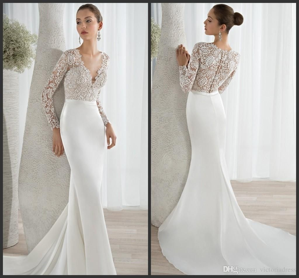 Pin by Dilma Ventura on vestidos top | Pinterest | Bridal gowns ...