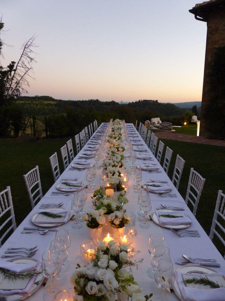 Centrotavola matrimonio tavolo imperiale 2013 maja e for Decorazioni da tavolo