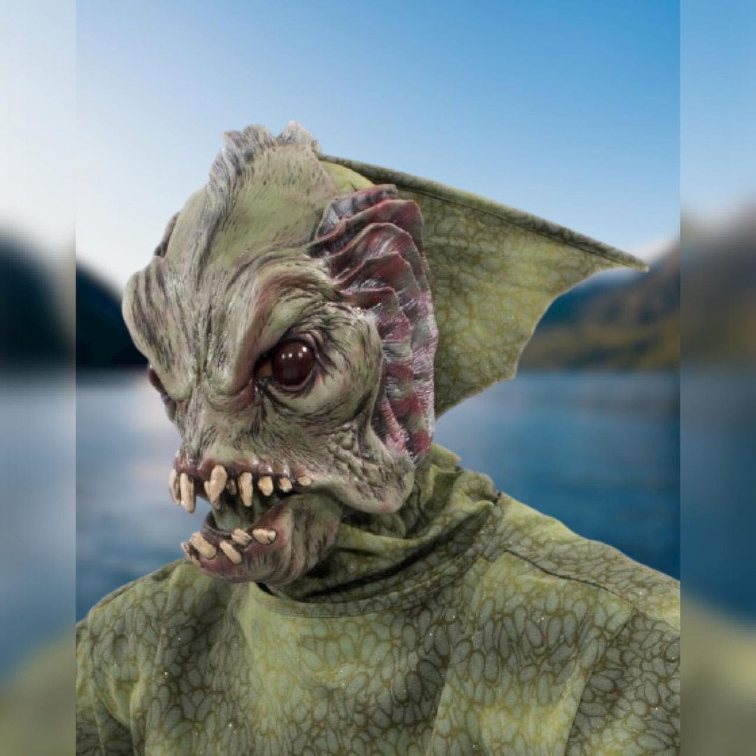 Mascara de Laguna Verde | Noche de halloween, Terrorifico, Halloween