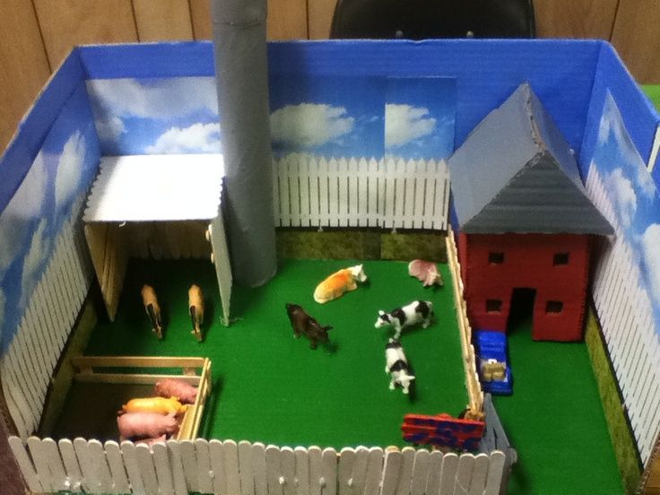 shoebox diorama ideas for kids - Google Search #dioramaideas