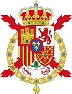 Pin By Rodolfo Lleonart On Spanish Royalty Coat Of Arms Spanish Royal Family Coat Of Arm
