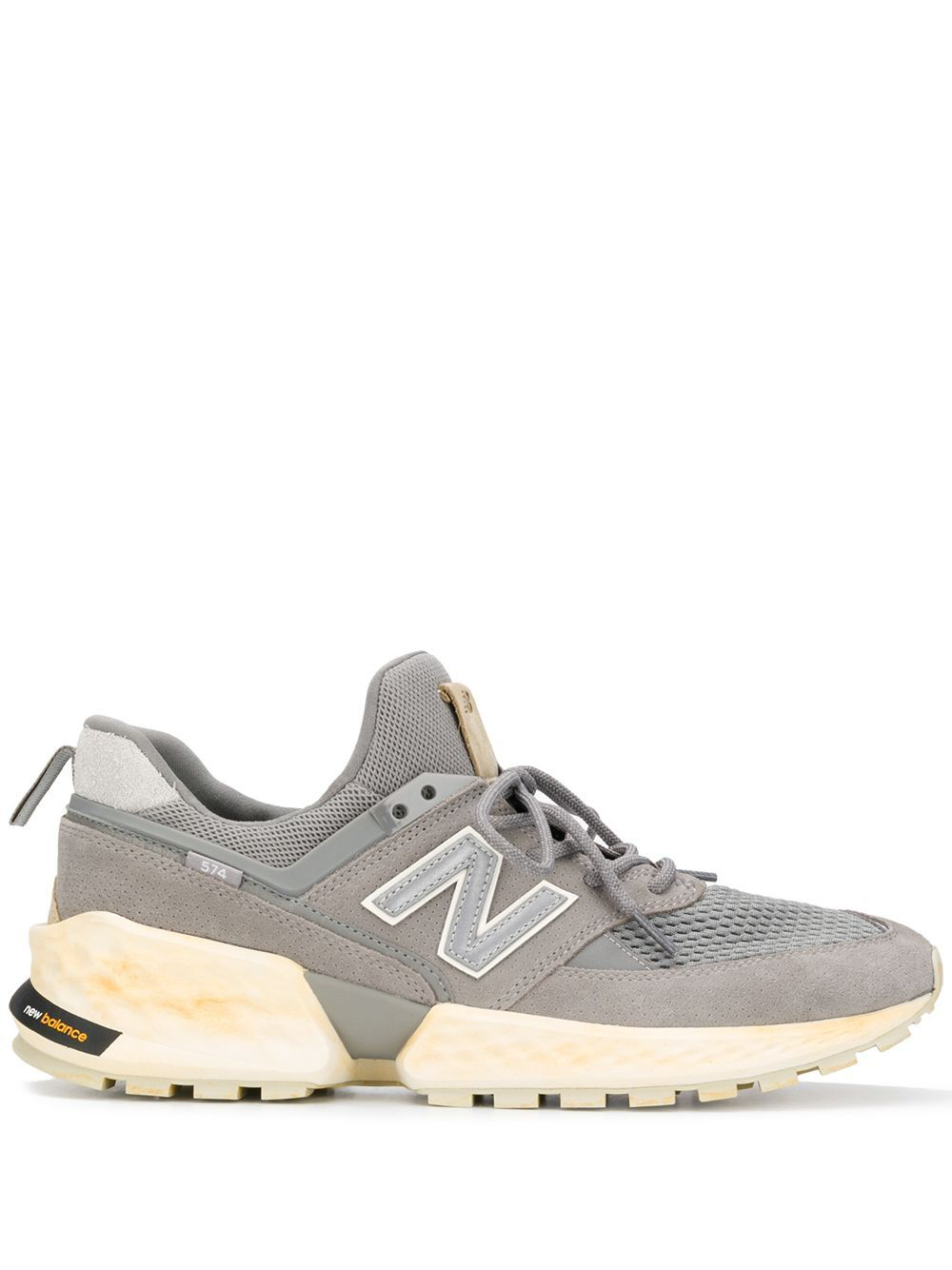New balance 574 sport sneakers grey in 2020 New