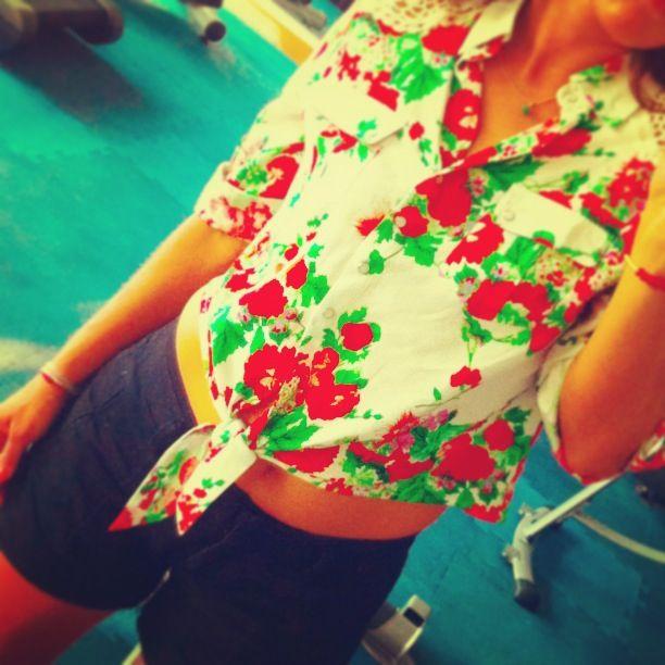 #flores #moda #Yo
