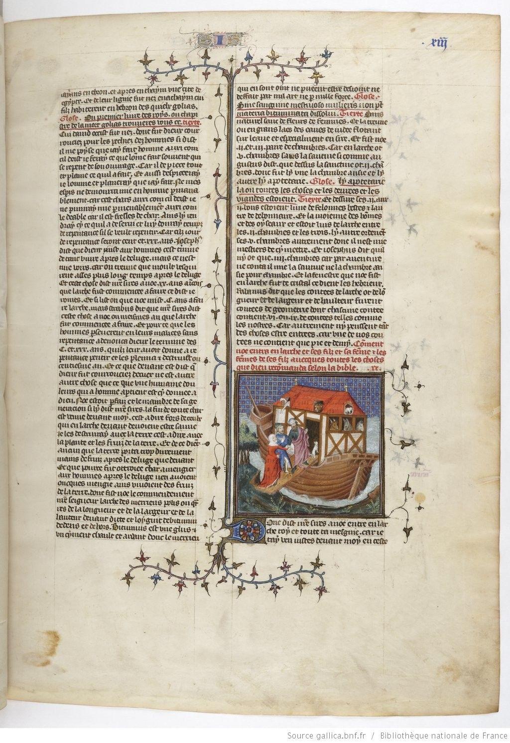 Grande Bible historiale complétée . | Gallica