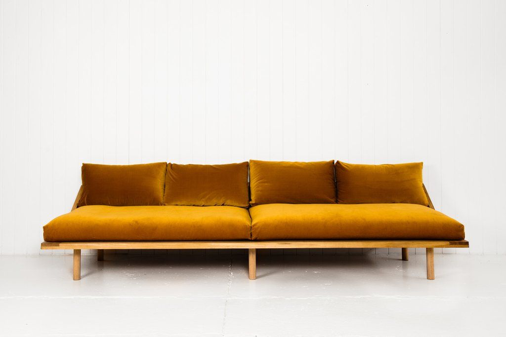 Phenomenal 16 Statement Sofas To Consider Blowing Your Budget On Gold Pdpeps Interior Chair Design Pdpepsorg