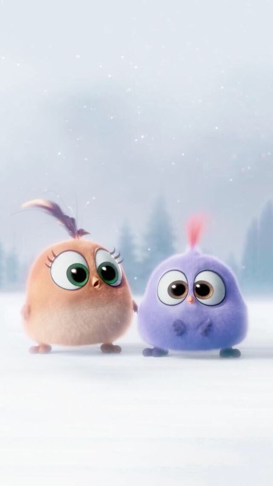 اجمل واحدث خلفيات Hd للموبايل Tecnologis Cute Cartoon Wallpapers Cartoon Wallpaper Angry Birds Movie