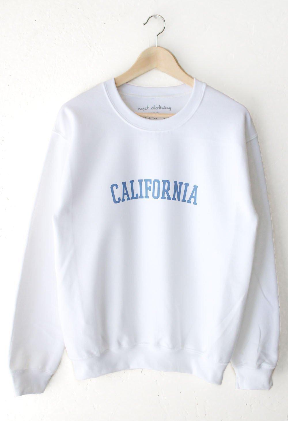 NYCT Clothing California Sweatshirt