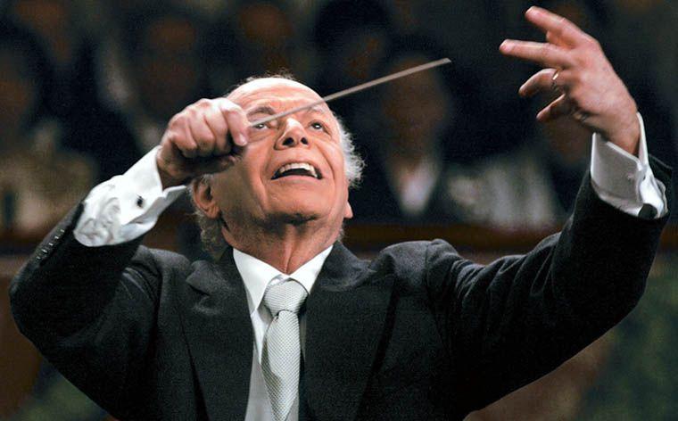 Muore a 84 anni Lorin Maazel, celebre direttore d'orchestra di religione ebraica