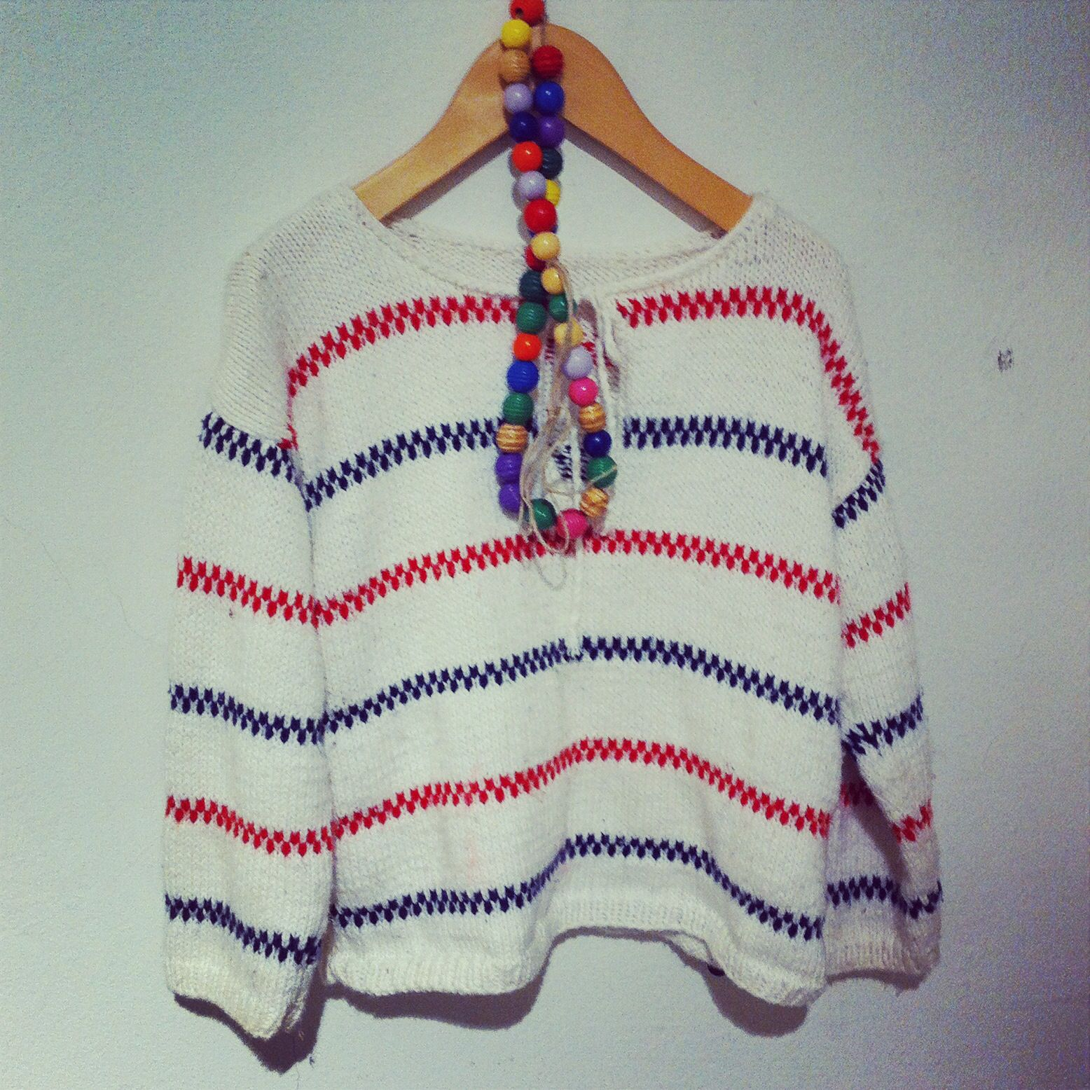 Just found this vintage Gotlands pullover which is also