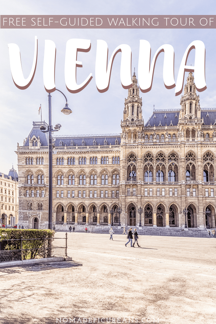 Explore Vienna On This Mapped Self Guided Walking Tour By An Austrian Austria Travel Europe Travel Guide European Travel Tips
