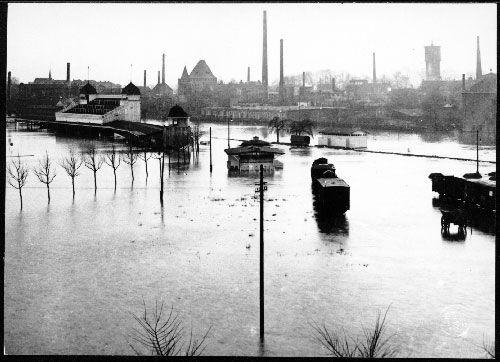 Rennbahn, 1920