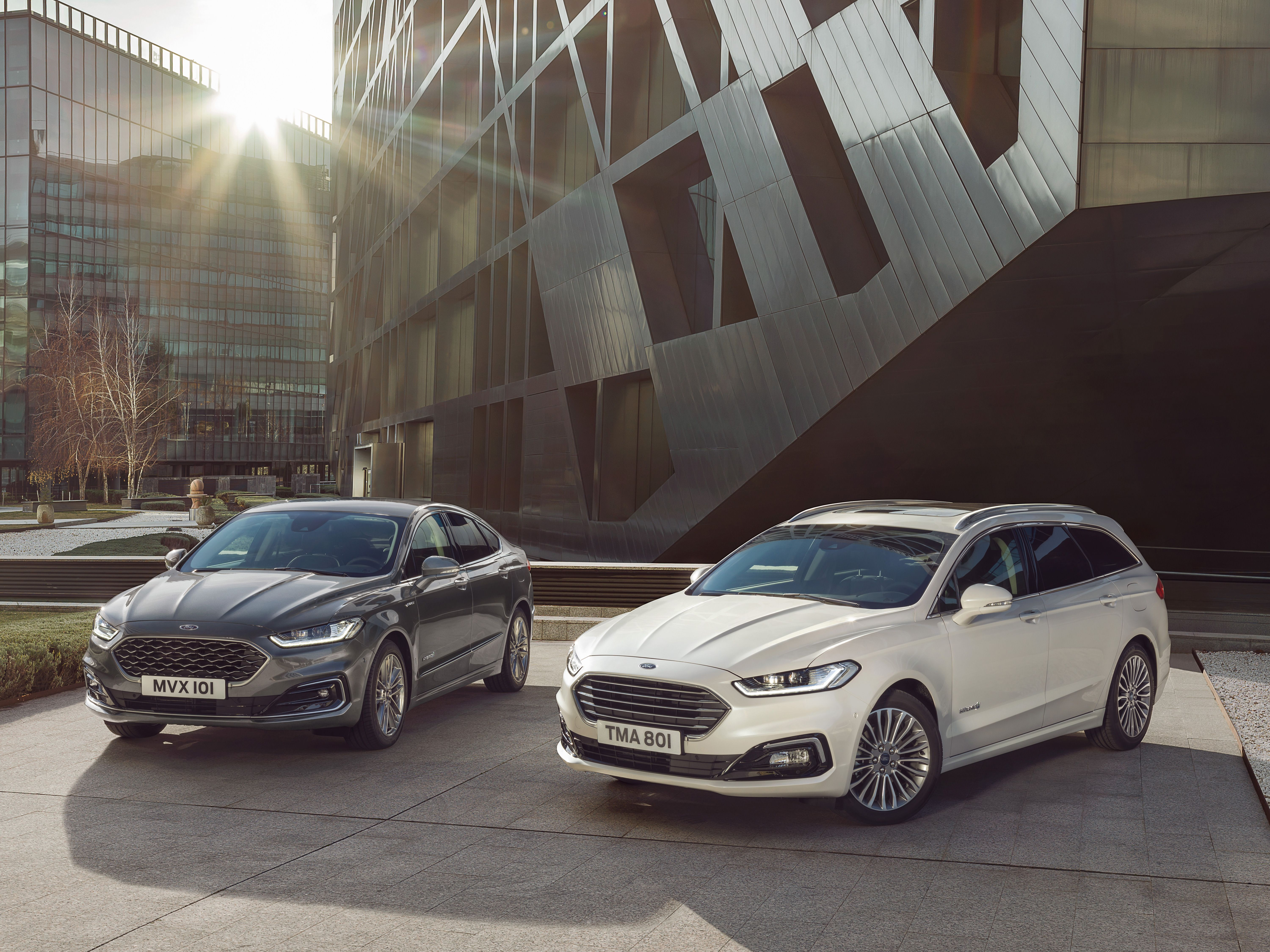 The 2019 Ford Mondeo Has Arrived In Belgium And It Brought Along A