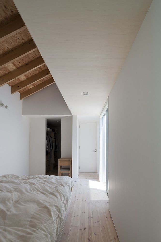 Doughnut house naoi architecture design office for Ma maison minimaliste